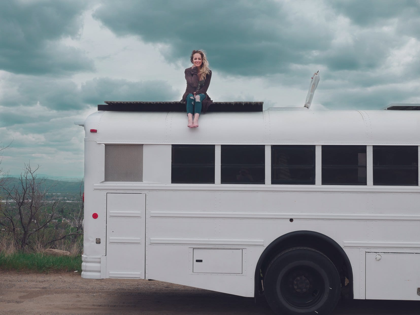 We're asked a lot why we chose to live in a bus, and the steps we took to get there. Living in a converted school bus isn't a conventional choice, but it was the best one for us. Here's how we got there.   Since We Woke Up   sincewewokeup.com