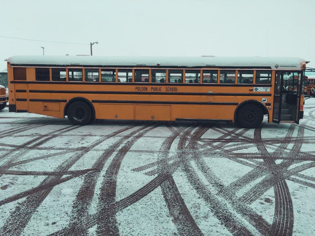 Choosing a school bus for your bus conversion can be a little overwhelming. Here are the four big things to know before you buy your first skoolie. | Since We Woke Up | sincewewokeup.com